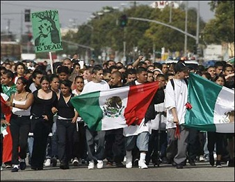 Mexicans of all ages declare that the United States belongs to them and most say they will take it back.